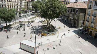 Más policia en Tirso de Molina para combatir el mercado de la droga