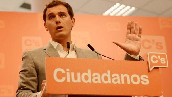 Rivera: A Rajoy le bastaría con la abstención socialista