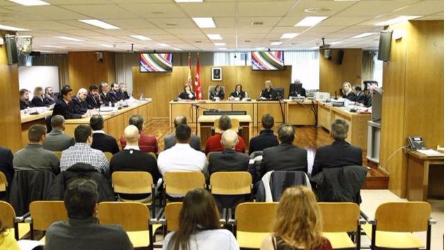 La sentencia del 'caso Madrid Arena' se conocer� el pr�ximo martes