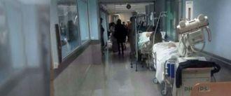 La gripe dispara las urgencias un 63% en los hospitales de la región