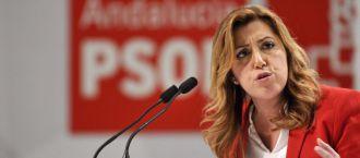 La insoportable espera de Susana para dirigir el PSOE