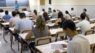 Educación prevé realizar las oposiciones para las 1.400 plazas a maestros el 24 de junio
