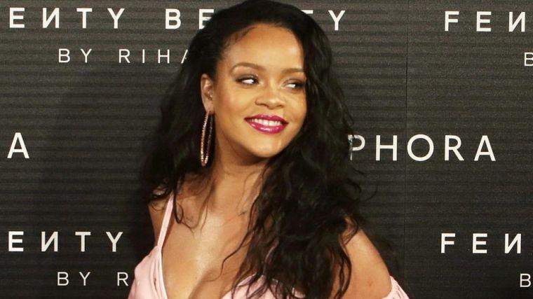 Rihanna revoluciona Madrid con su Fenty Beauty