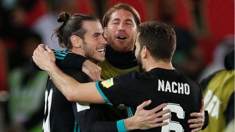 Bale da vida al Real Madrid ante el Al Jazira