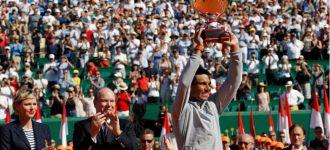 Nadal reina en Montecarlo y prepara Roland Garros