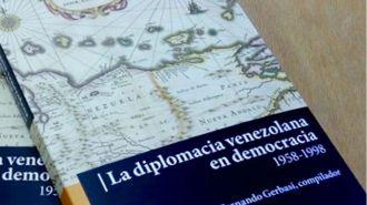 'La diplomacia venezolana en democracia 1958-1998' en Casa de América