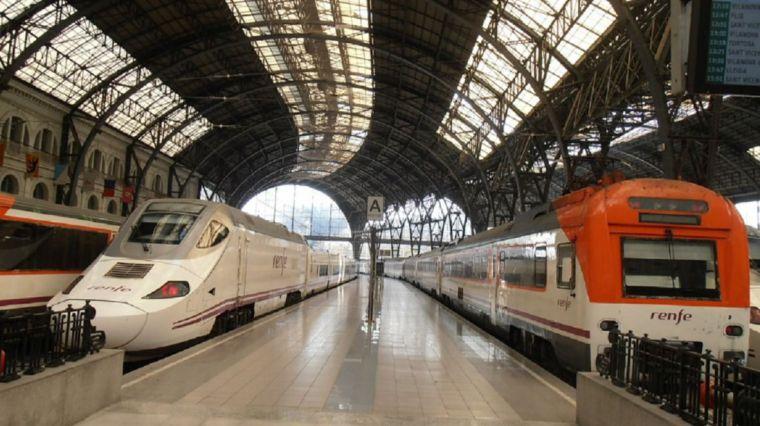El AVE, el transporte más utilizado para conectar Madrid y Barcelona