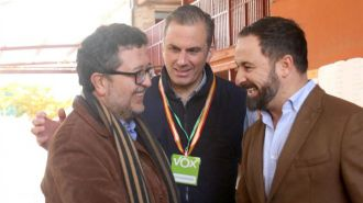 Santiago Abascal se convierte en el hombre clave para formar gobierno