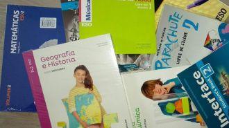 Prestamos de libros de texto gratis para 600.000 familias el proximo año