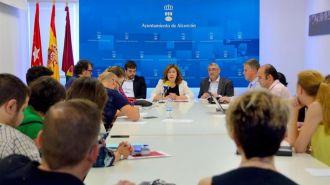 La alcaldesa de Alcorcón pide que se apaguen los semáforos de la A5