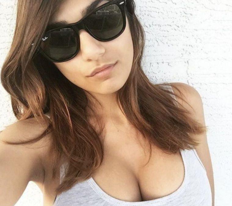 Mia Khalifa advierte sobre los peligros de la industria del porno