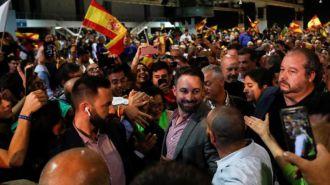 España, más de derechas y mas ingobernable