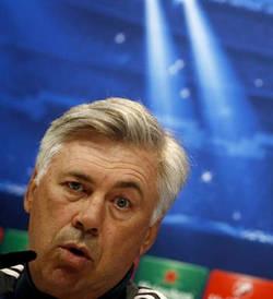 "Ancelotti: ""A Blatter es imposible callarle la boca"""