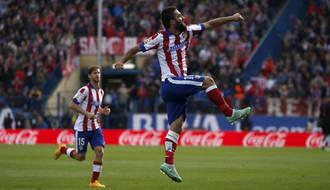 El Atlético gana al Depor en un domingo negro