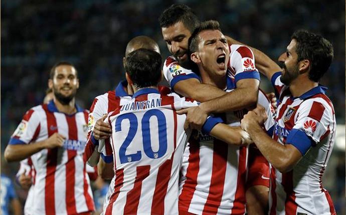 Los Atléticos se mantienen en la lucha