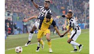 El Atléti se hace con el liderato ante la Juve