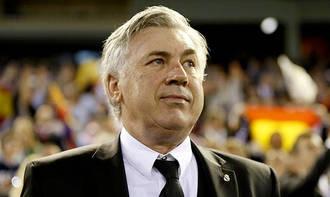 """Ancelotti: """"Esta es la plantilla más dedicada que he tenido"""""""