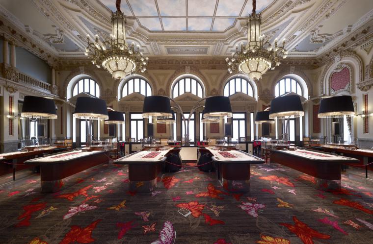 La relación histórica entre Madrid y el mundo de los casinos