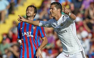 Cristiano descansa en Copa y viajan cinco del Real Madrid Castilla