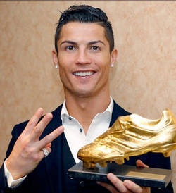 """Cristiano Ronaldo: """"Quiero ser el mejor de siempre"""""""