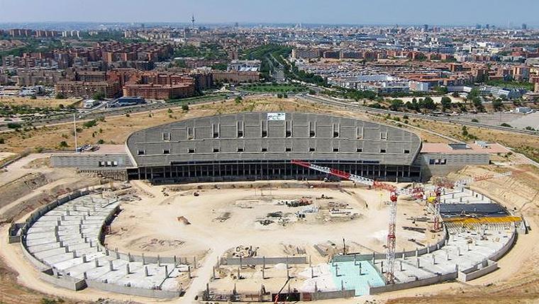 El Atlético de Madrid será titular de La Peineta en 2017