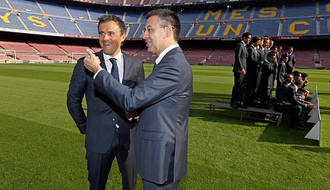 El Barcelona busca sustituto