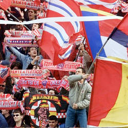El Atlético de Madrid expulsa al Frente Atlético del Calderón
