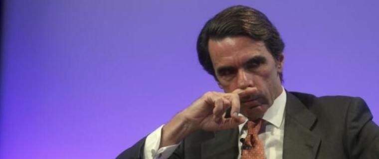 Las dos cartas de Aznar a dos presidentes del PP y gallegos