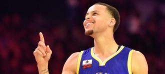 Curry, rey indiscutible del baloncesto