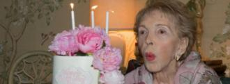 Nancy Reagan muere a los 94 años