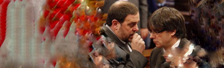 Los soberanistas pierden esca�os en Catalu�a y Euskadi