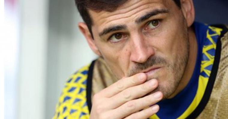 Casillas prepara su adi�s a la selecci�n