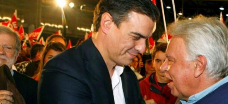 "Pedro Sánchez resucita el ""modelo González"" ( I )"