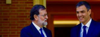 El no de Rajoy y el si de Sánchez valen lo mismo