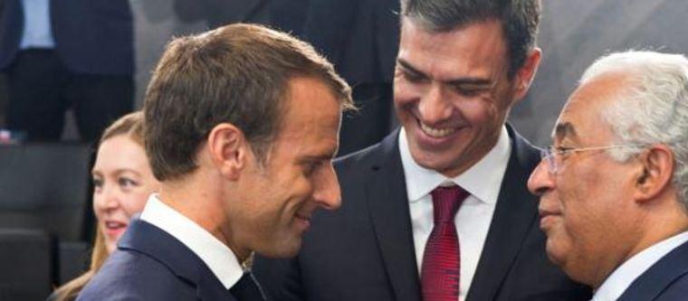 """Sánchez, el camaleón entre la """"grandeur"""" y la """"jerigonça"""""""