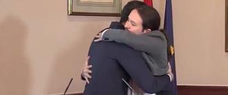 Sánchez acepta a Iglesias de Vicepresidente