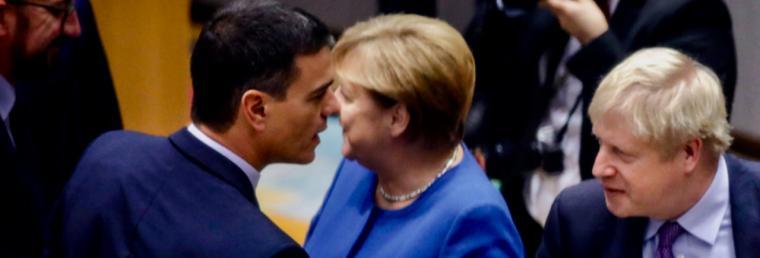 El tsunami Johnson golpea a Europa y a Sánchez