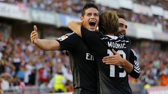 El Real Madrid deslumbra con su juego