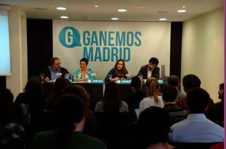 Ganemos Madrid alcanza los 20.000 apoyos para las municipales