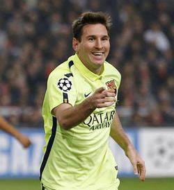 Messi lleva al Barça a los octavos