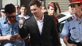 Leo Messi quiere dejar España, tras pagar a Hacienda sigue imputado.
