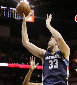 Los Grizzlies mandan en la NBA