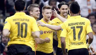 El Dortmund desmiente un preacuerdo de Reus con el Real Madrid