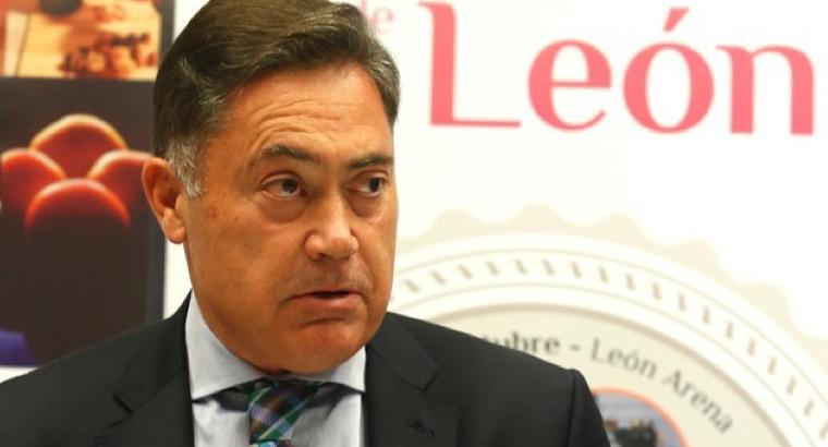 La Fiscalía pide prisión incondicional para el presidente de la Diputación de León