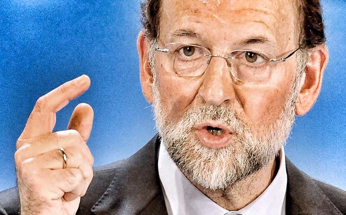 Las ambiciones europeas de Mariano Rajoy