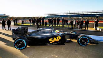 McLaren y Honda ya ruedan juntos