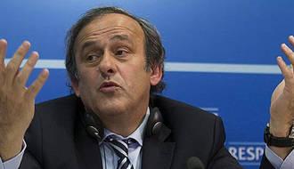 El Real Madrid responde con dureza a Platini