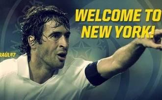 """Raúl ficha """"varios años"""" por el Cosmos New York"""