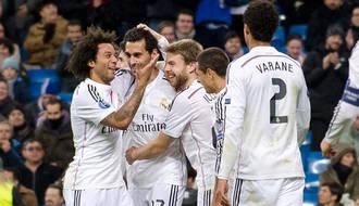El Madrid bate récords con la goleada al Ludogorest