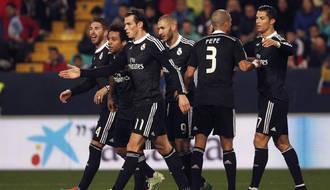 El Real Madrid suma y sigue